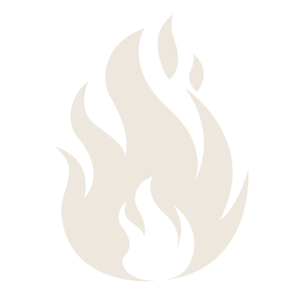 Best Flame Icon Fire Clipart Black And Photos - Flame Icon ...  |Black Flame Icon
